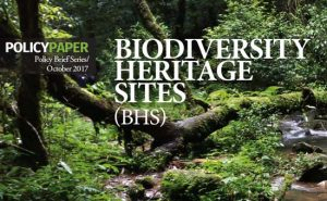 Read more about the article Biodiversity Heritage Sites (BHS)_Update