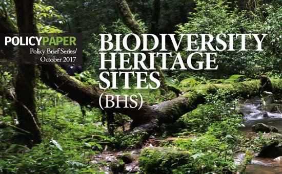 You are currently viewing Biodiversity Heritage Sites (BHS)_Update