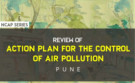 You are currently viewing Review of action plan for the control of air pollution: Pune