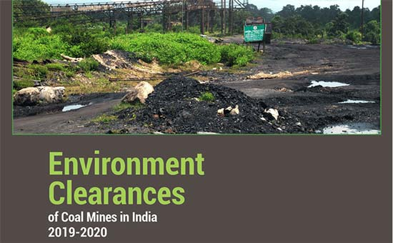 You are currently viewing Environment Clearances of Coal Mines in India 2019-2020
