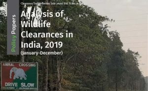 Read more about the article Analysis of Wildlife Clearances 2019
