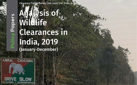 You are currently viewing Analysis of Wildlife Clearances 2019