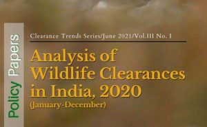 Read more about the article Analysis of Wildlife Clearances in India, 2020 (January-December)