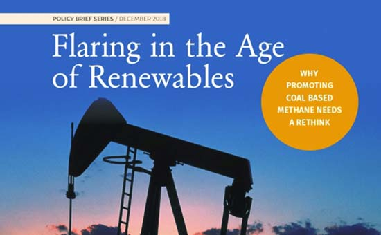 You are currently viewing Flaring in the Age of Renewables – Policy Brief