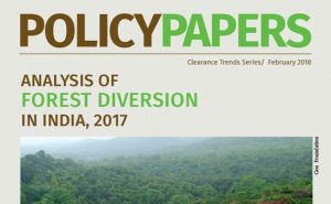Read more about the article Analysis of Forest Diversion in India, 2017