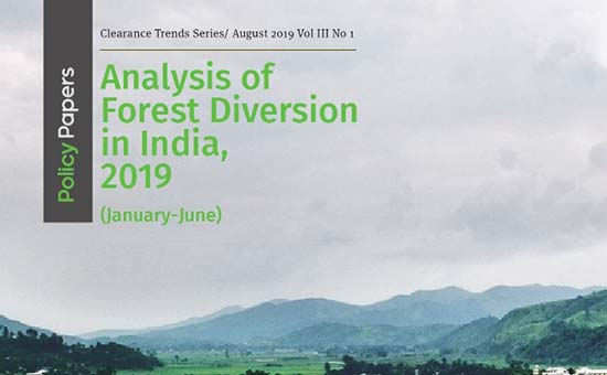 You are currently viewing Analysis of Forest Diversion in India , 2019 (Jan – June)