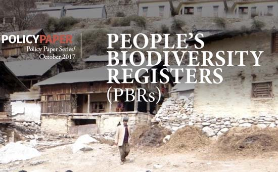 You are currently viewing People's Biodiversity Registers (PBR)