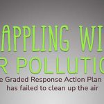 Grappling with the Air Pollution