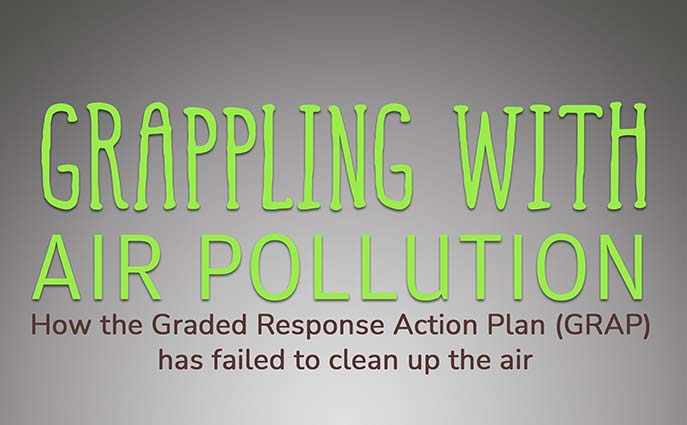 You are currently viewing Grappling with the Air Pollution